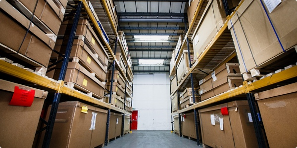 Secure storage facilities
