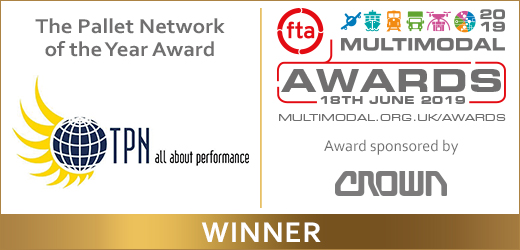 Pallet Network of the Year Award